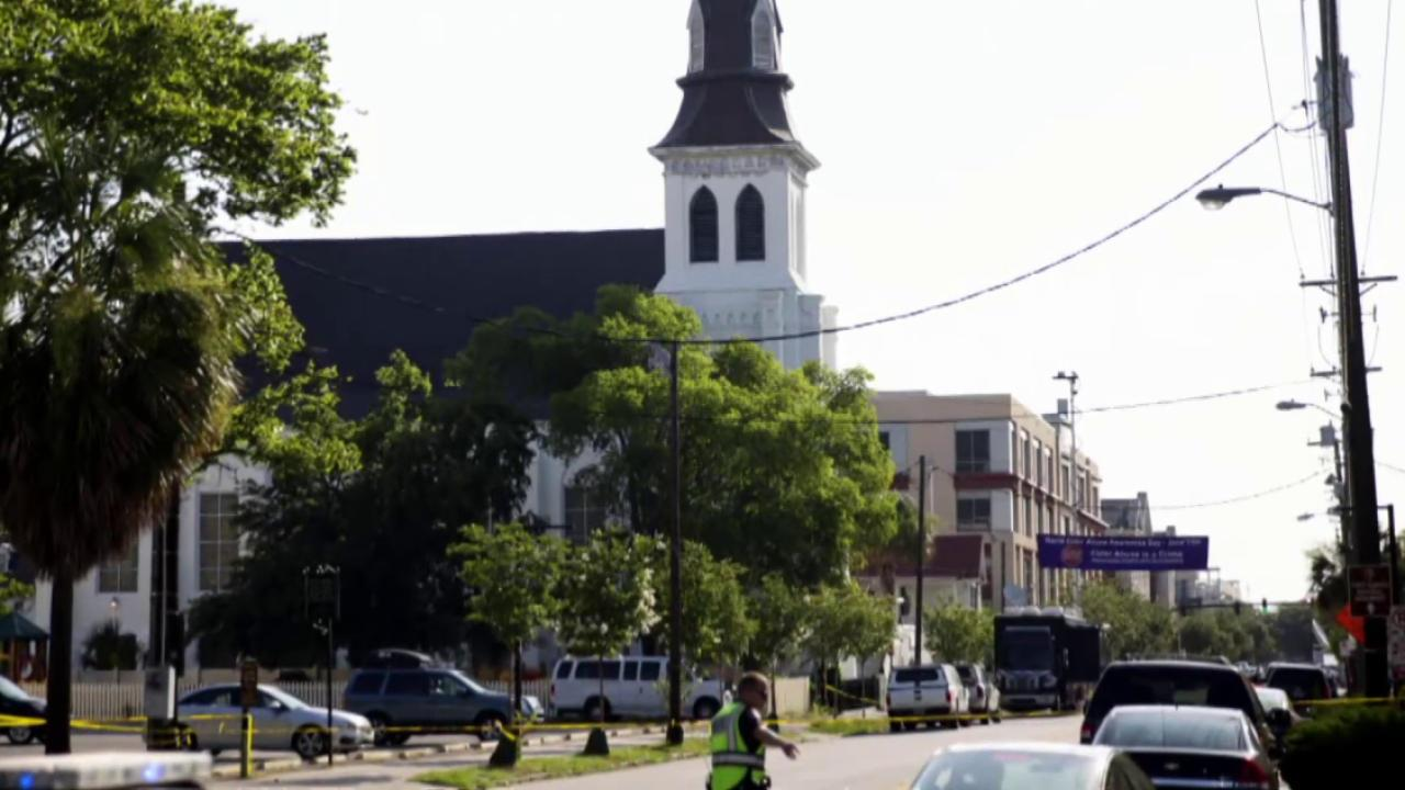 Emanuel AME Church has a long history
