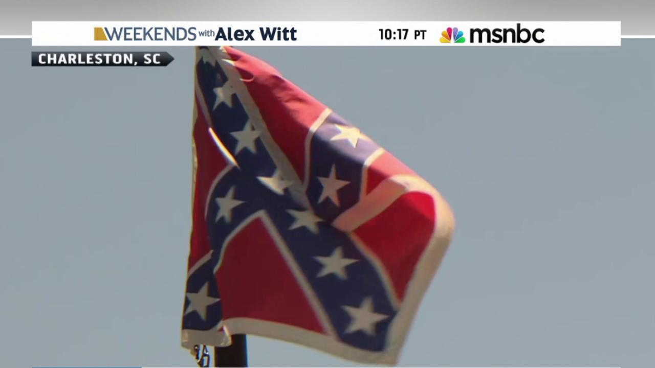 Confederate flag sparks debate