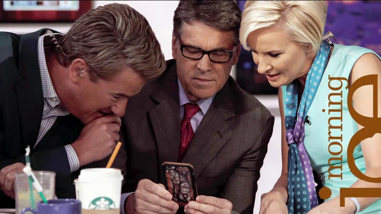 What is Rick Perry's foreign policy view?