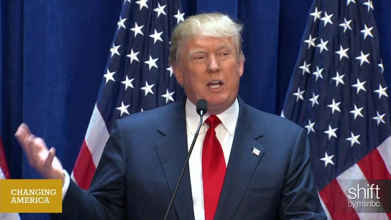 Trump shows politicians how to lose Latino...