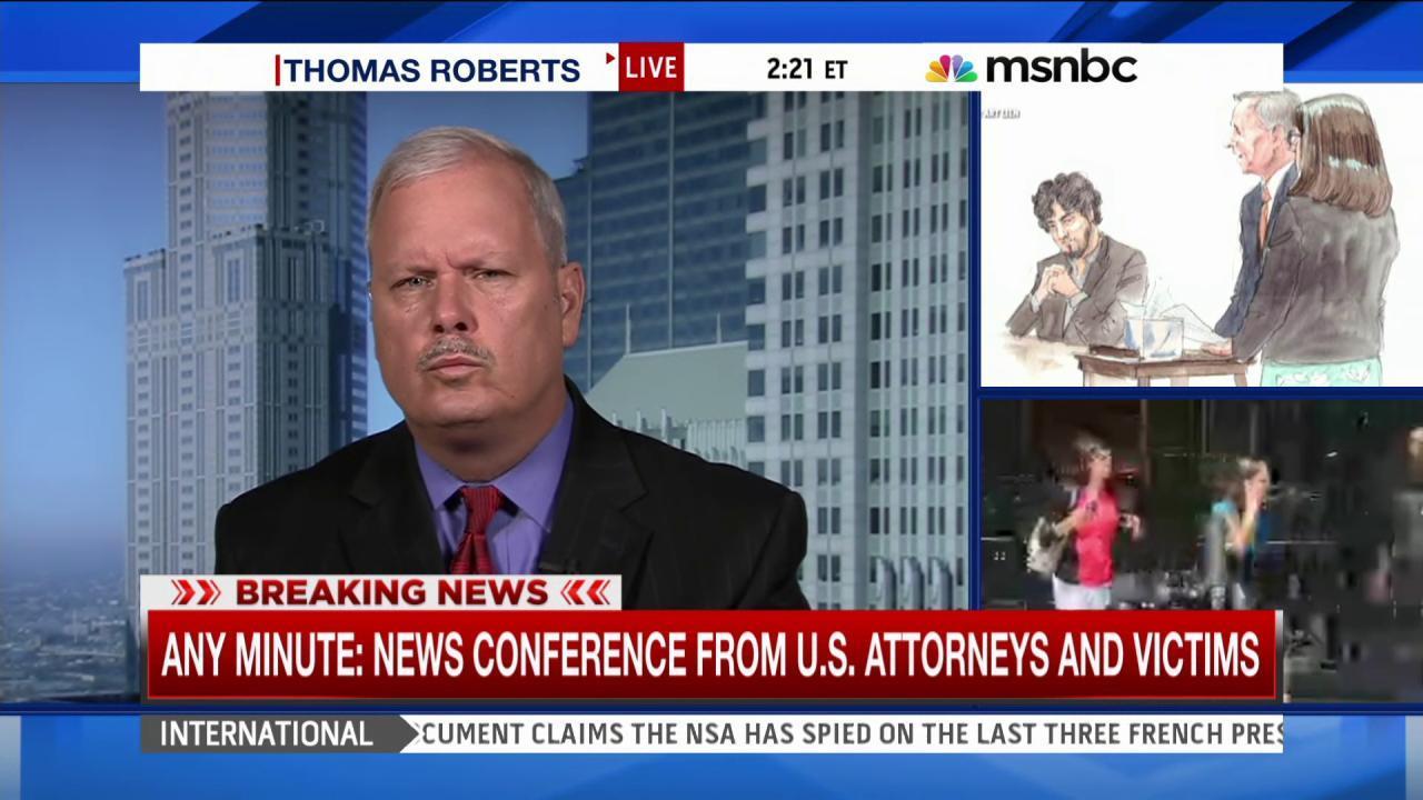 How sincere was Dzhokhar Tsarnaev's apology?
