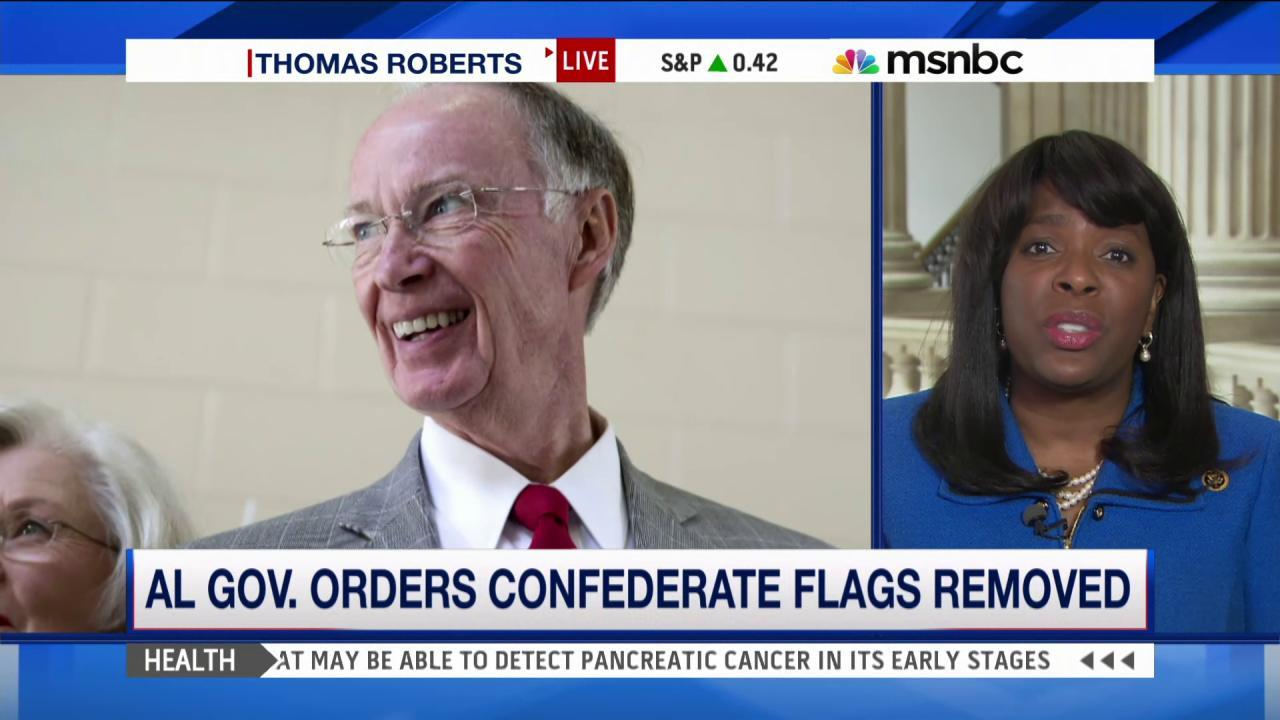 Alabama to remove Confederate flag