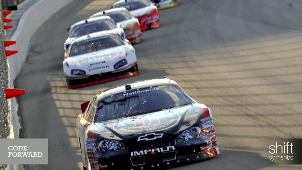 Inside NBC Sports' NASCAR experience