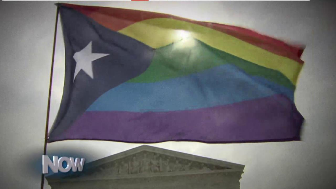 Same-sex marriage declared legal nationwide