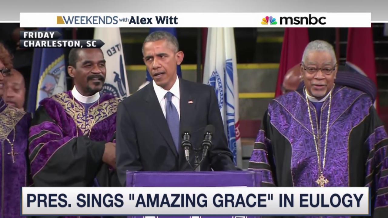 Legacy defining week for President Obama