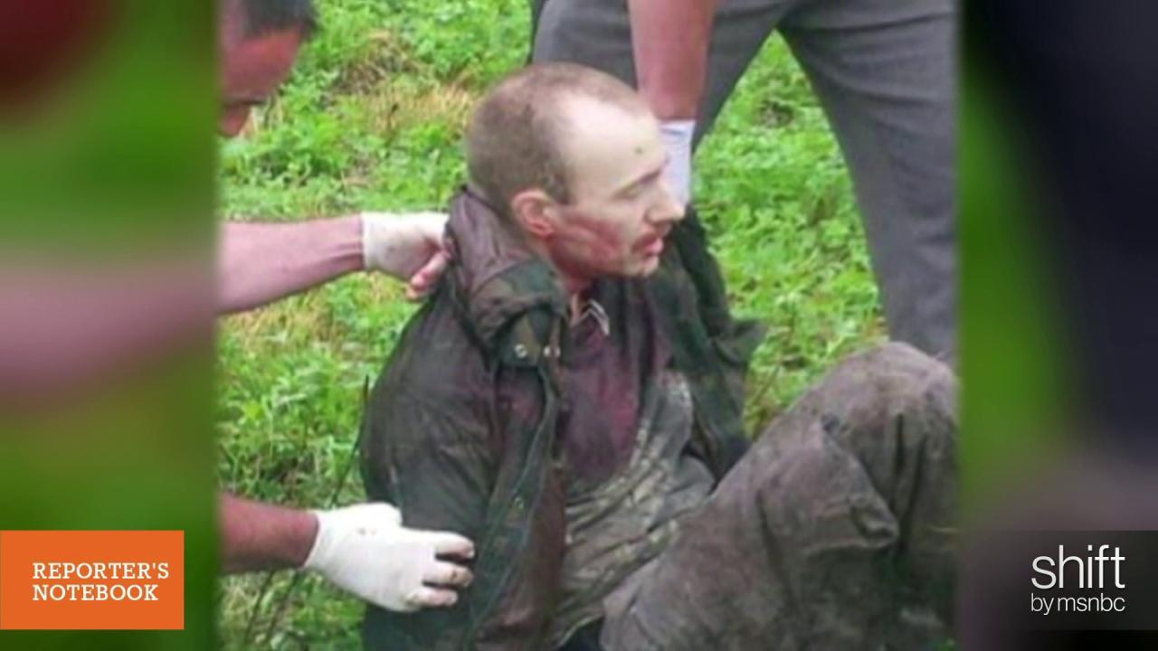 Manhunt ends with 2nd escaped inmate captured