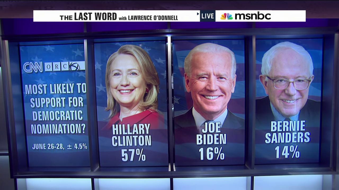 'Draft Biden' movement gains steam