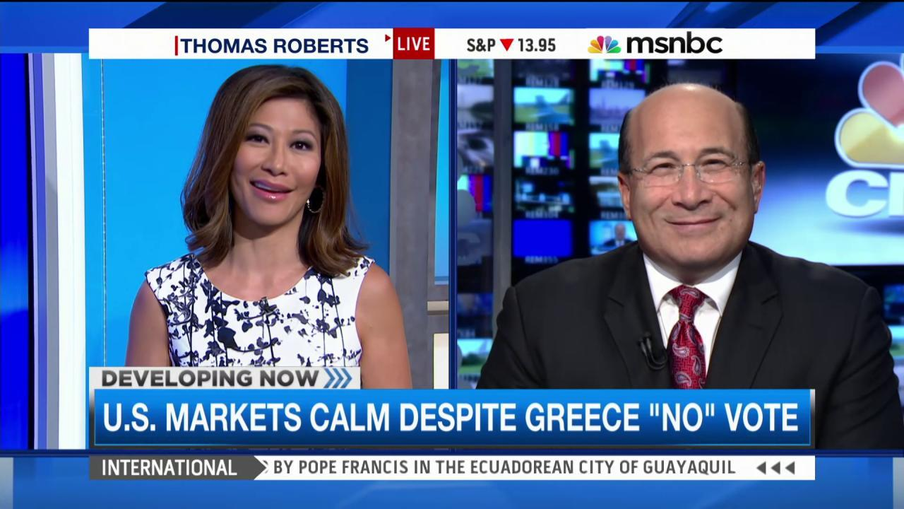 How America can be affected by Greece crisis
