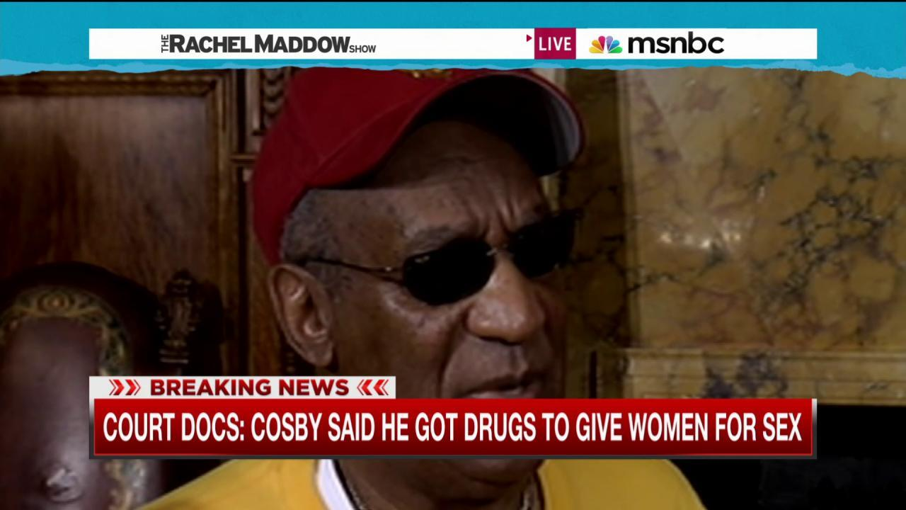 New details revealed in Cosby assault claims