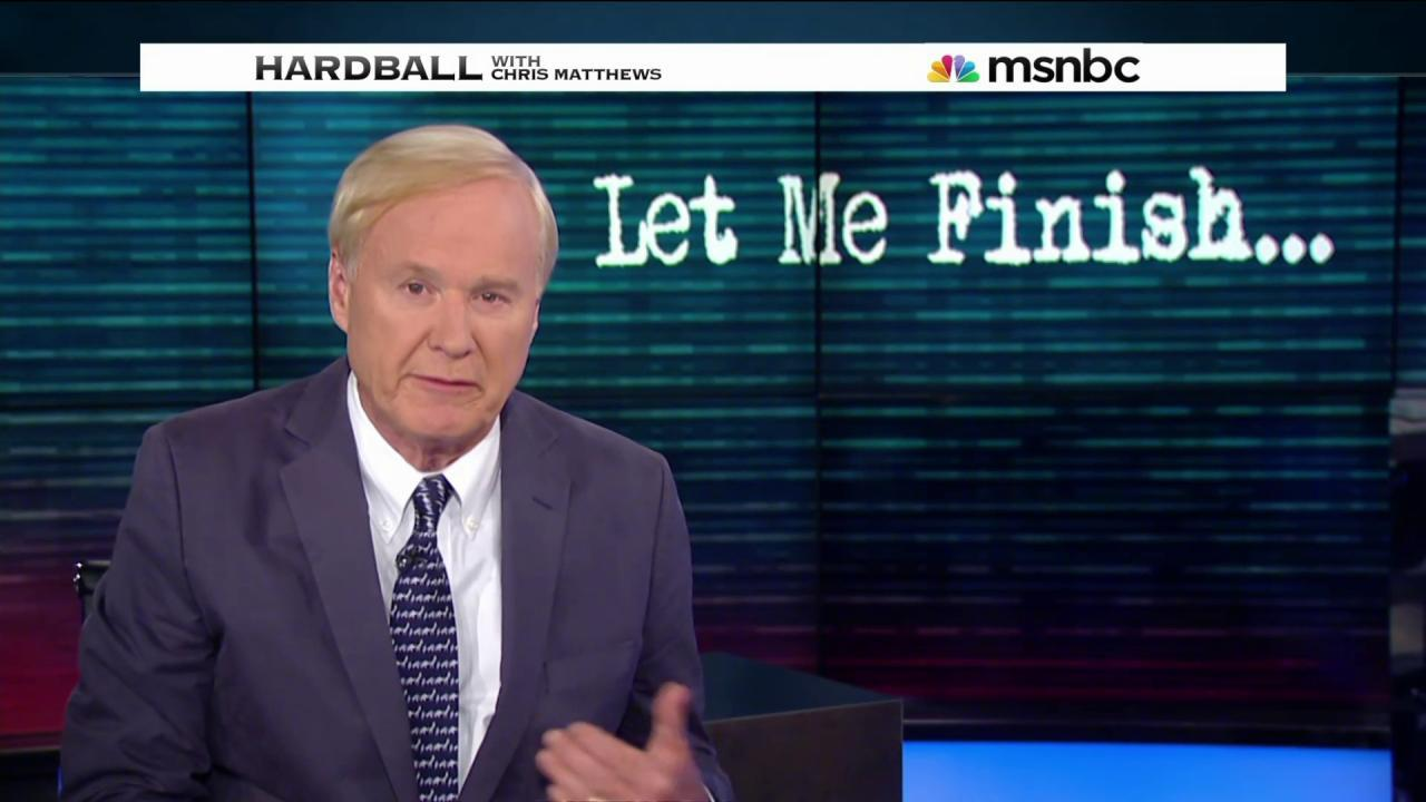hardball by chris matthews summary