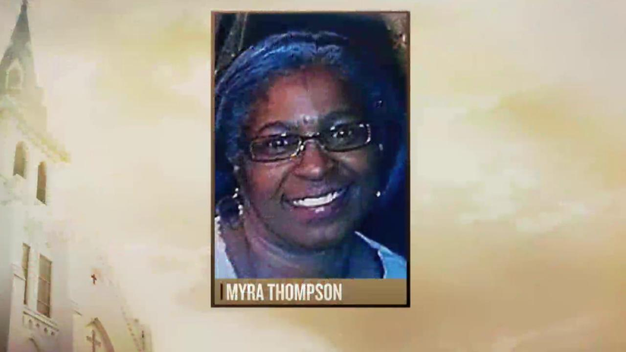 Charleston shooting victim's sister responds