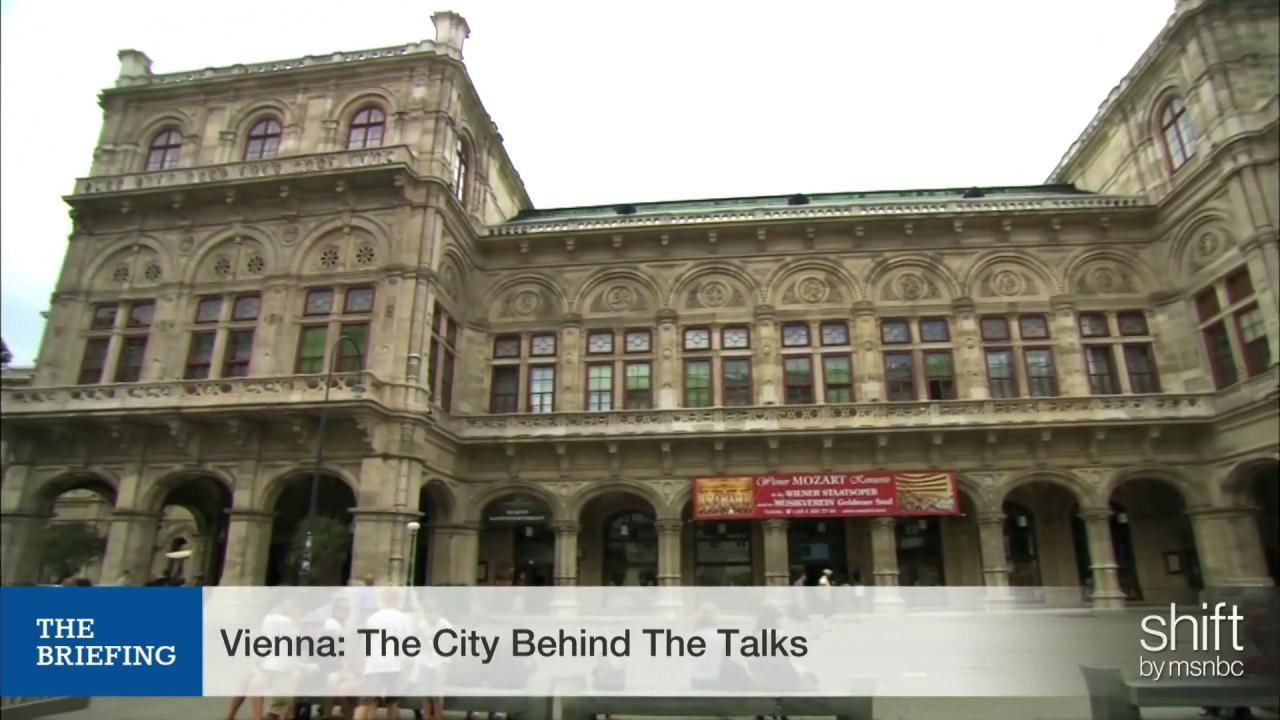 Vienna: City behind the Iran nuclear talks