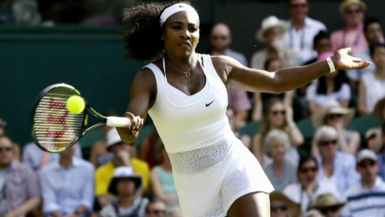 NYT slammed for Serena 'body image' story