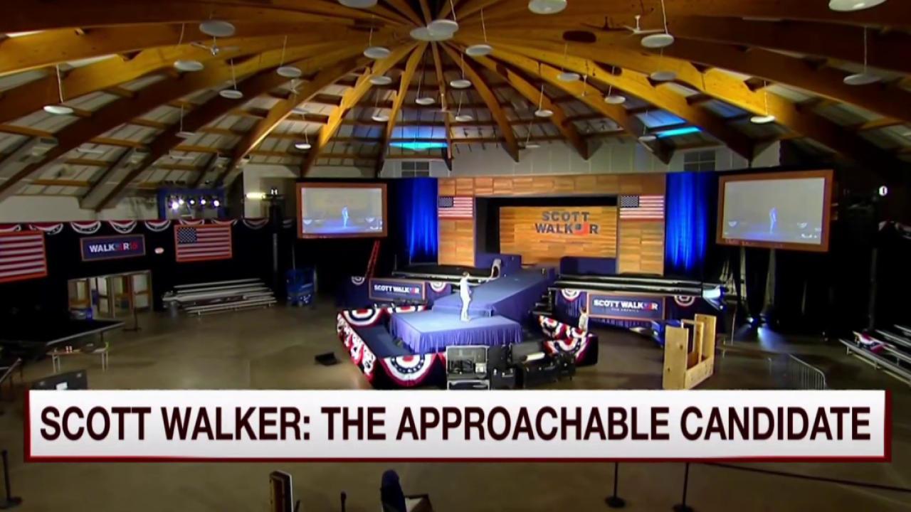 Scott Walker to make big 2016 bid Monday