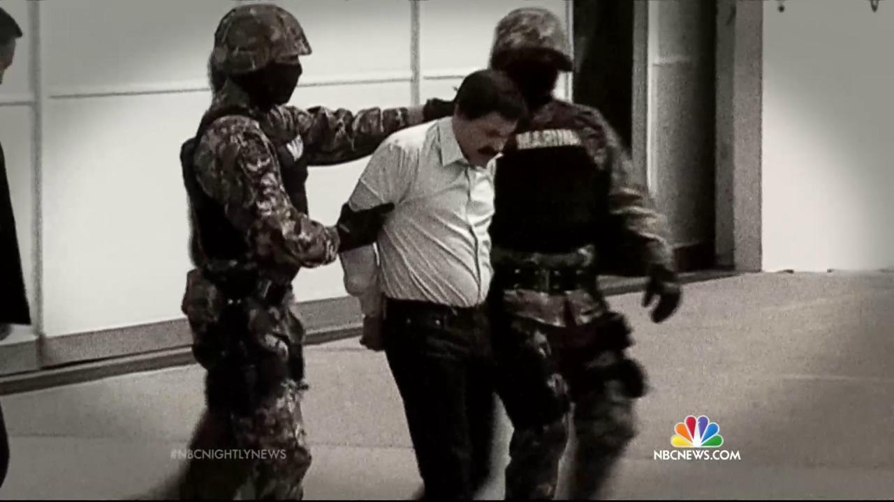 'El Chapo' Escape: A History of the Notorious Sinaloa Cartel