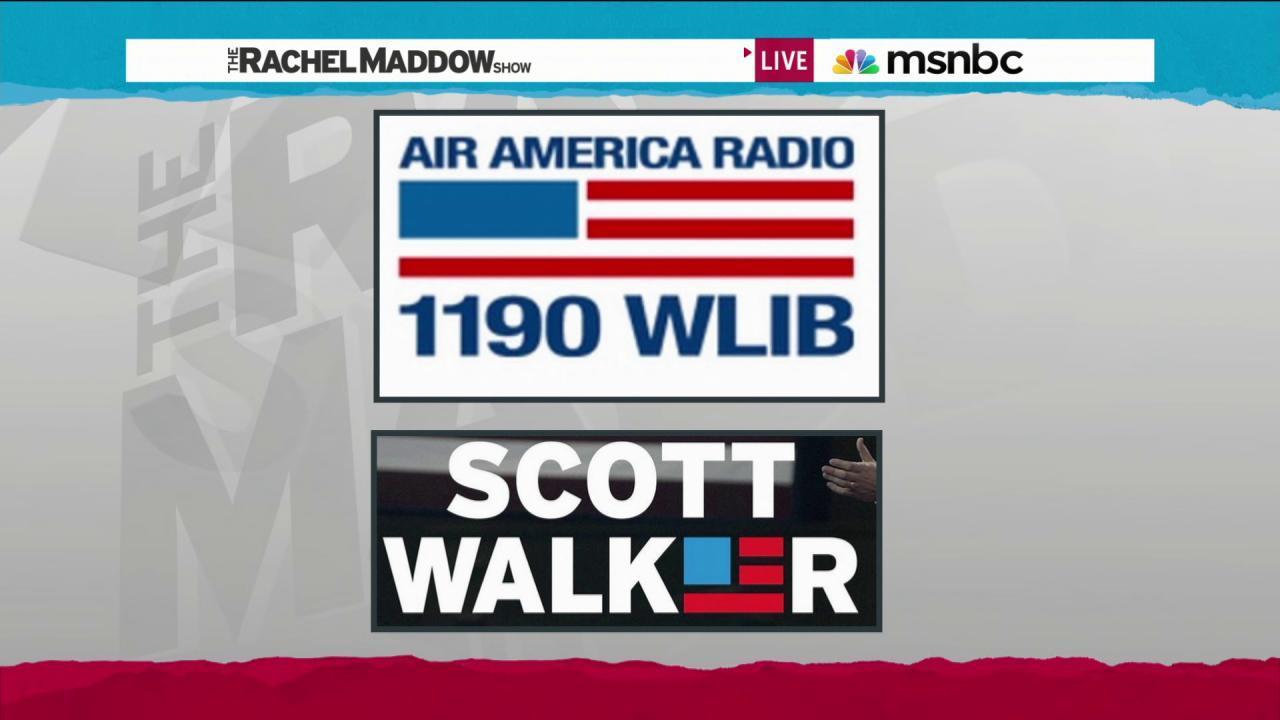 Scott Walker campaign logo strangely familiar