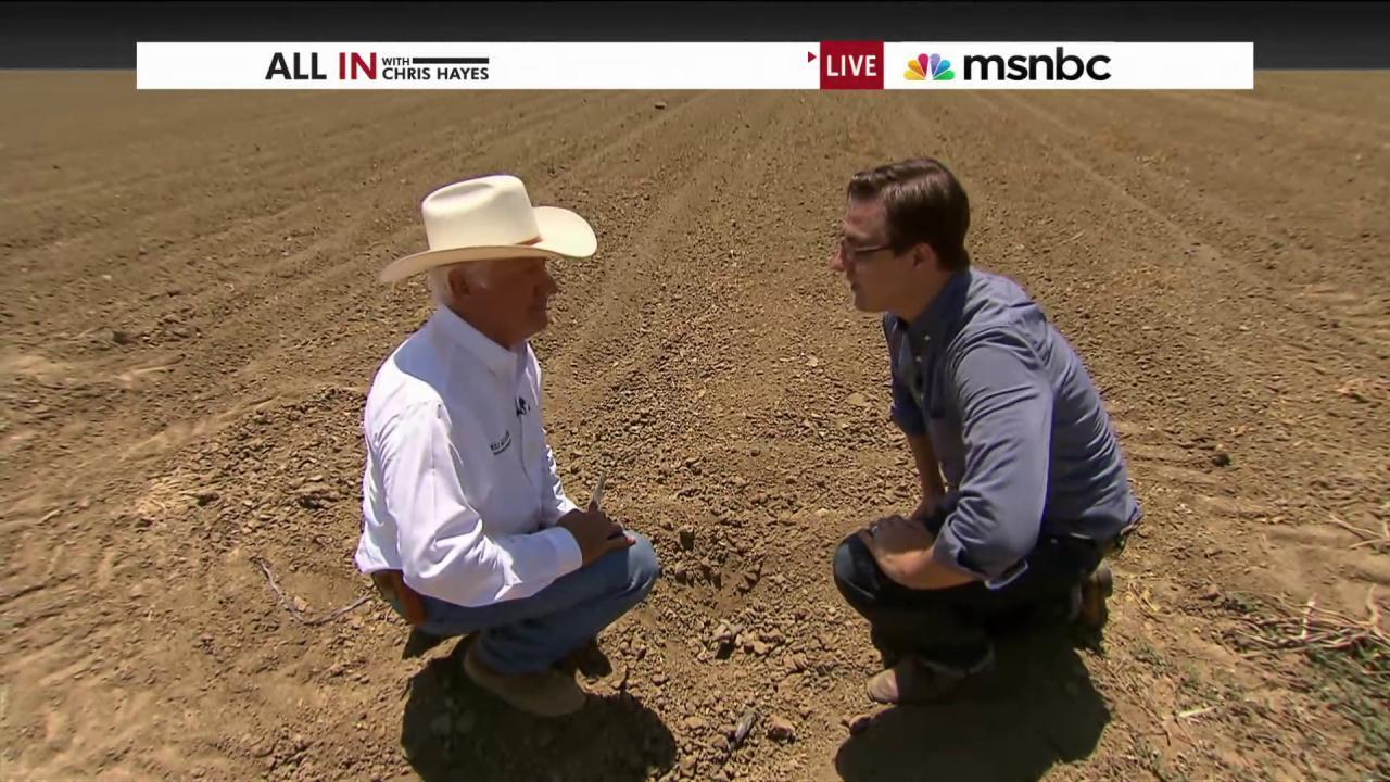 Farming through a drought