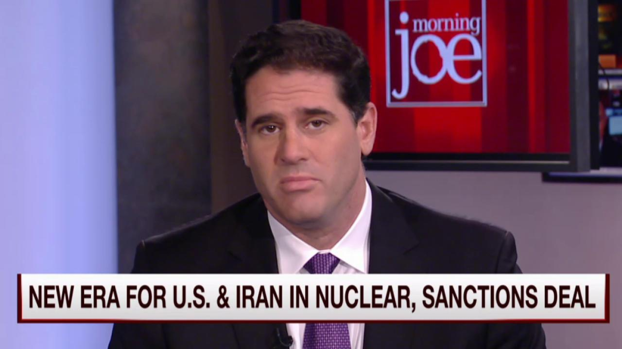Israeli amb.: This deal doesn't stop Iran