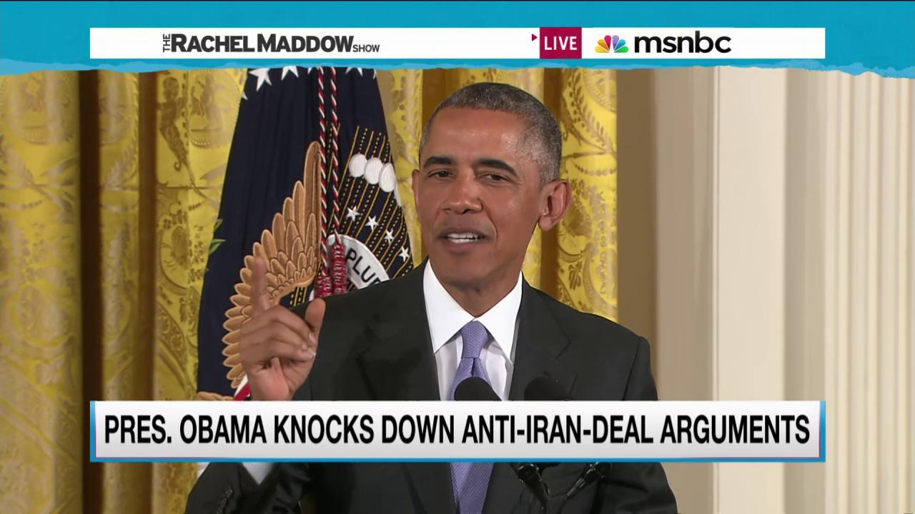 Obama eager to engage critics on Iran deal