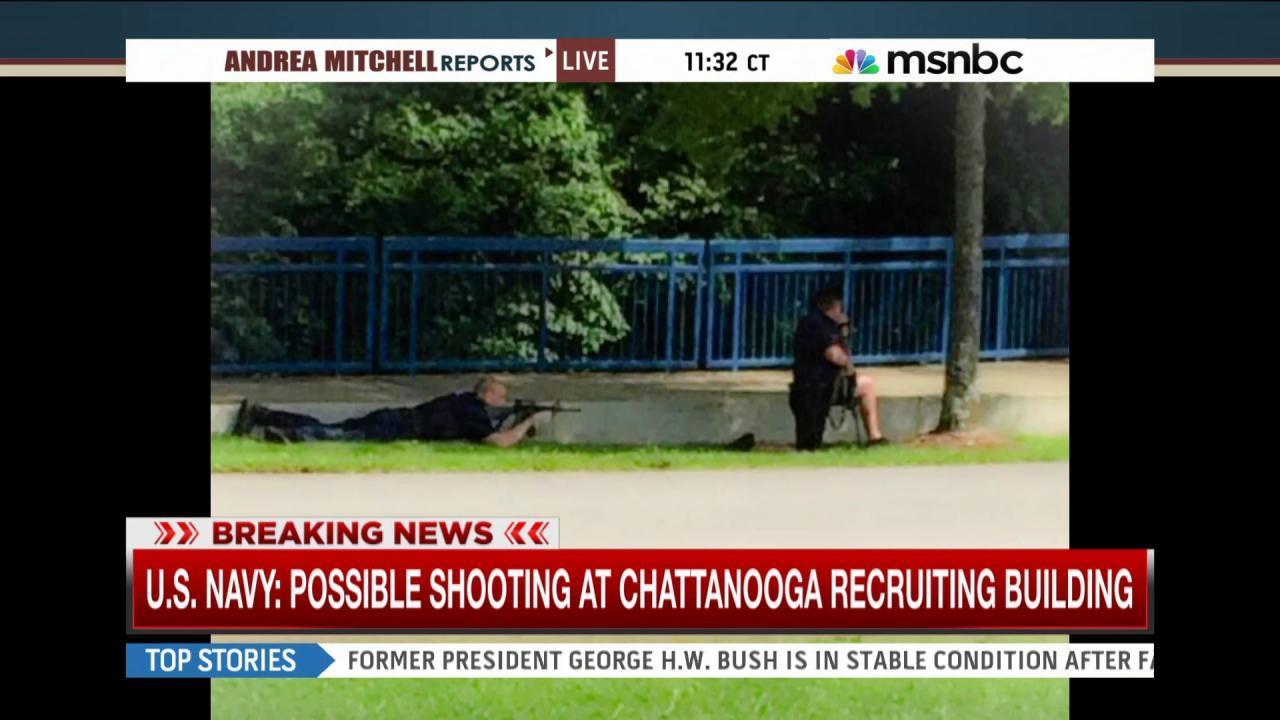 'I've never seen so many responders'