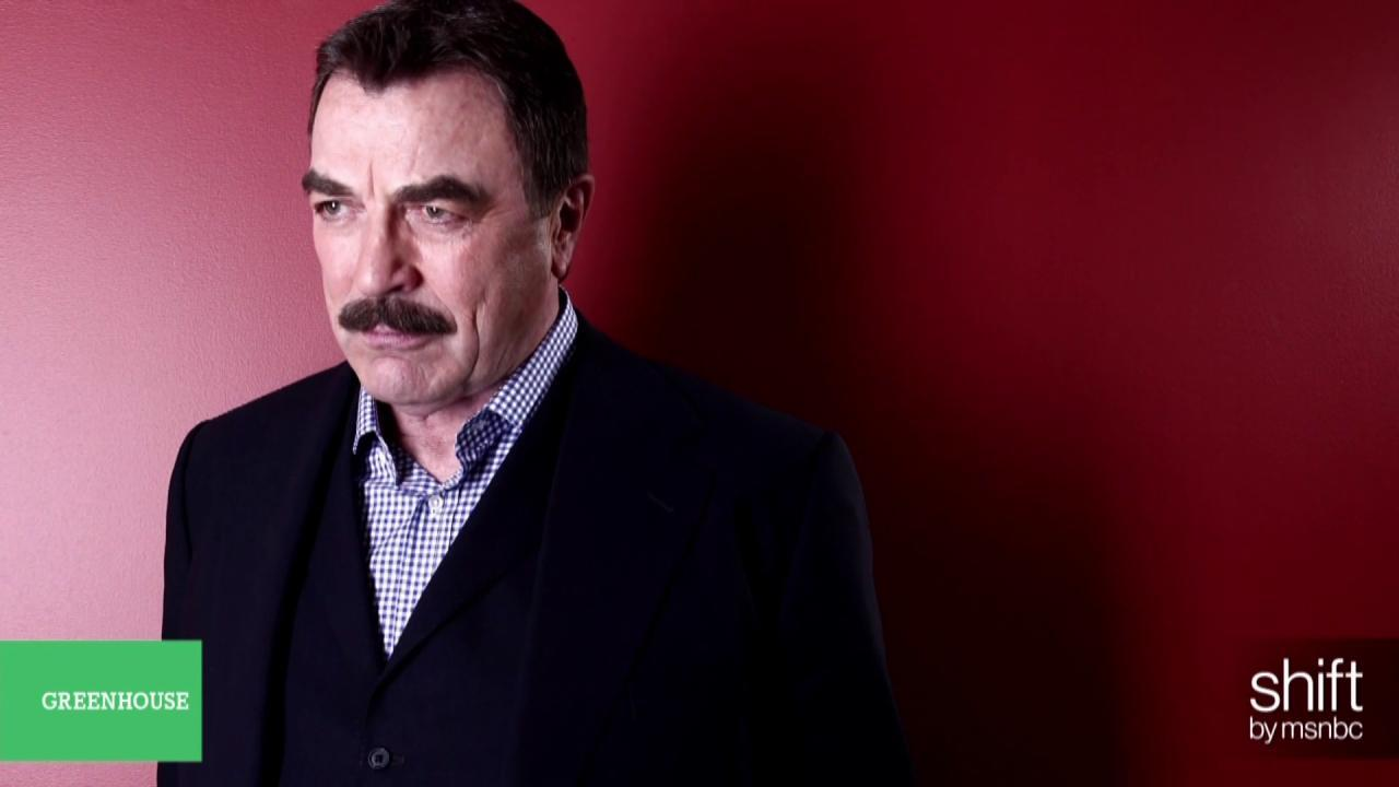 Tom Selleck and a lesson in drought shaming