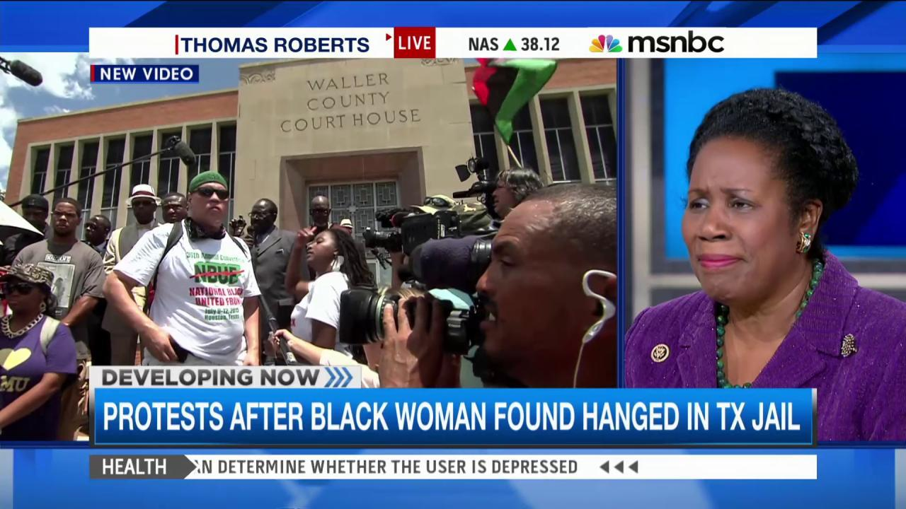 Protests begin in TX over Sandra Bland death