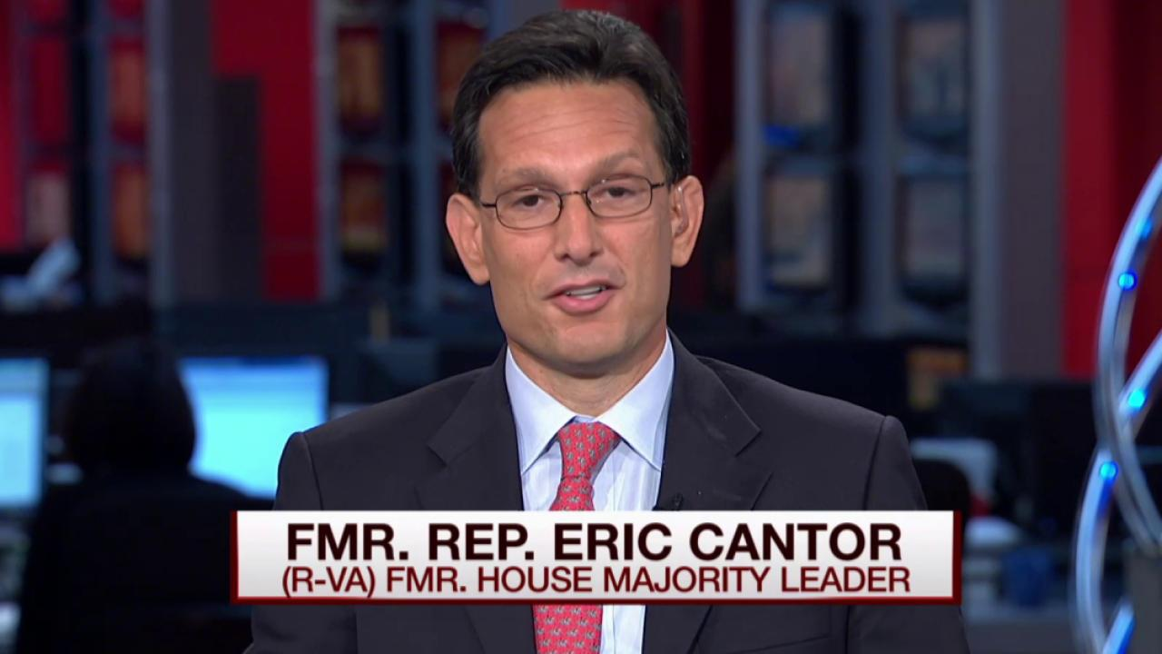 Cantor: Trump's language bad for the GOP