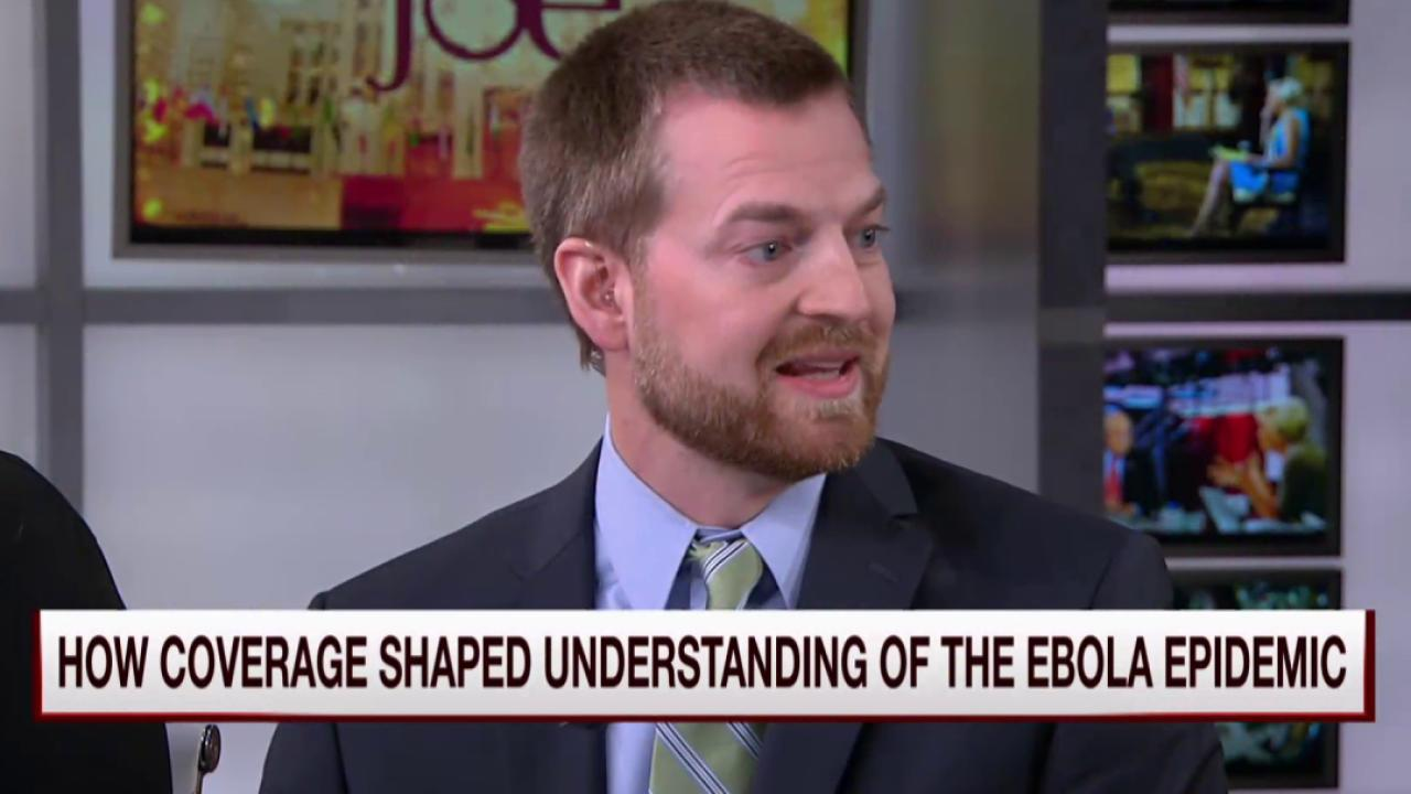 Doctor diagnosed with Ebola on his recovery