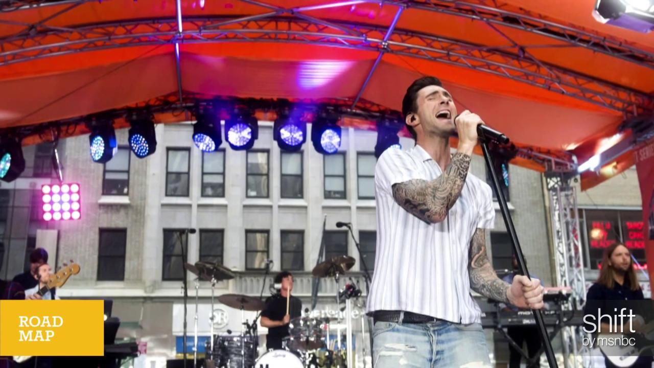 Did Maroon 5 just get banned in China?