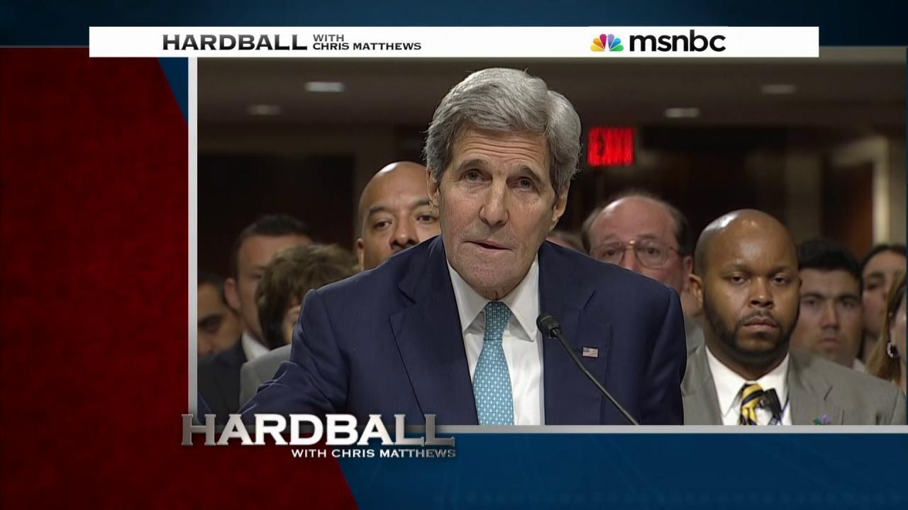 Kerry spars with GOP Senators over Iran deal