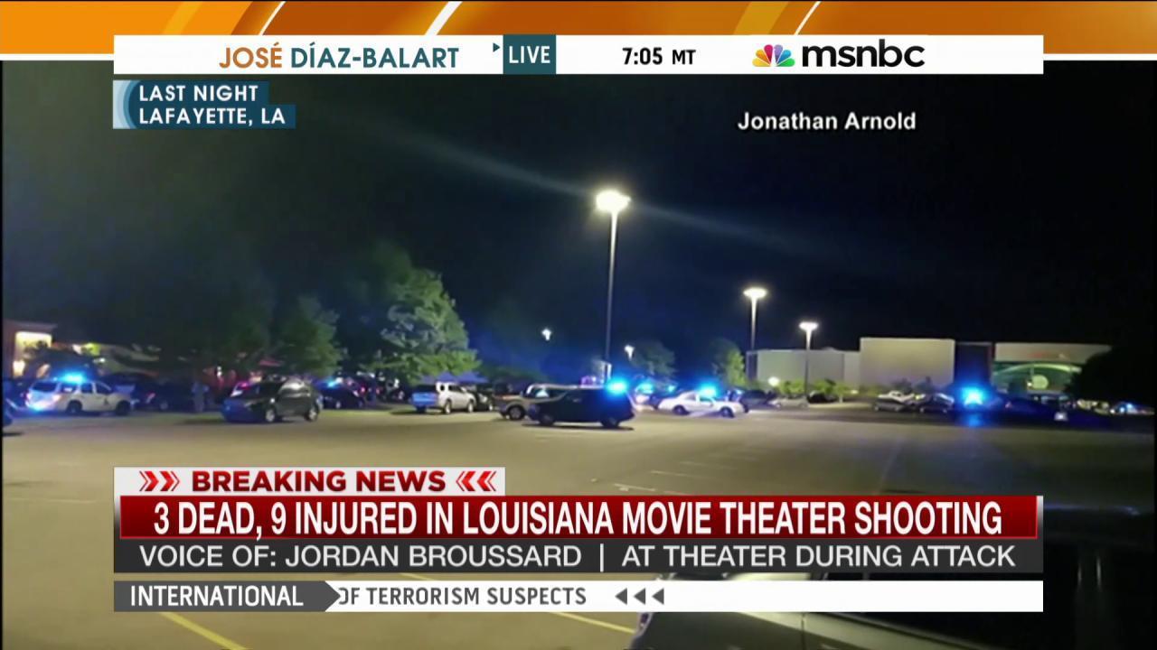 Family of gunman says they were 'estranged'
