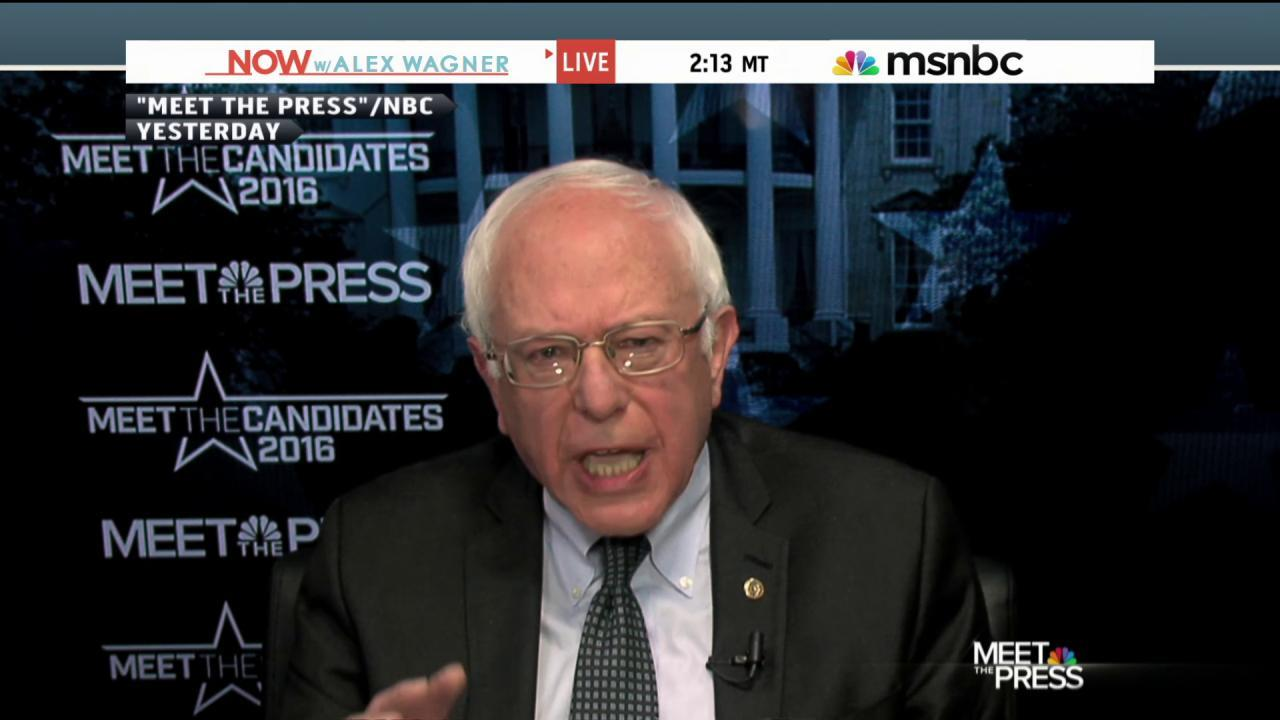 Sanders gains ground on Clinton in key states
