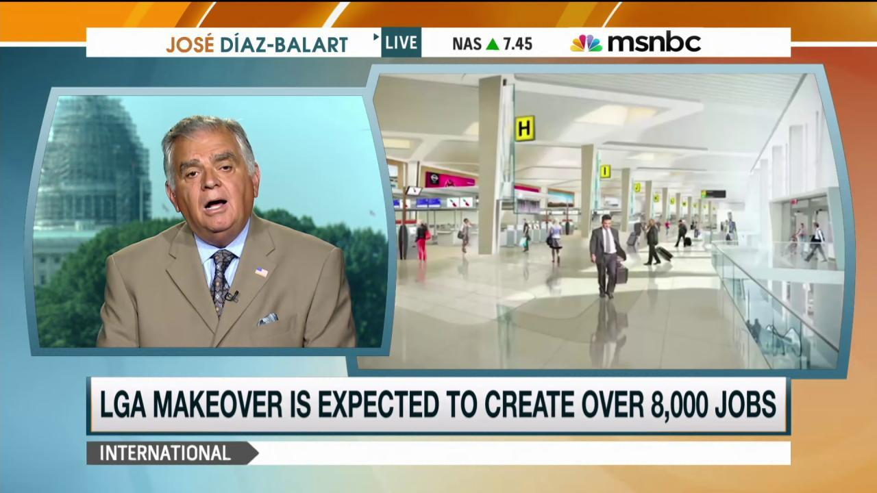 NYC airport to undergo major renovations