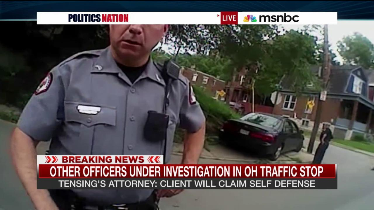 OH officer arraigned as 2nd video surfaces