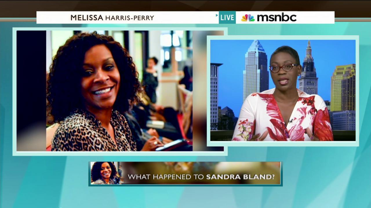 Nina Turner: 'There are no perfect people'