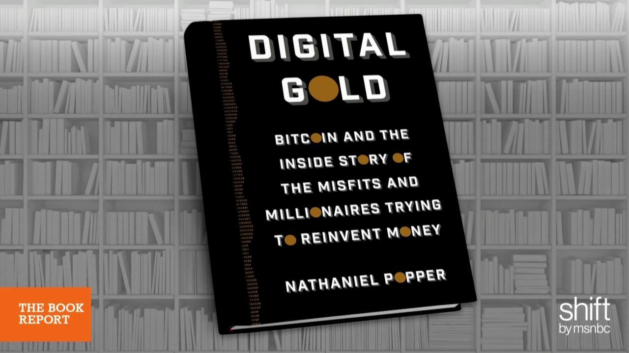 The inside story on Bitcoin's existence