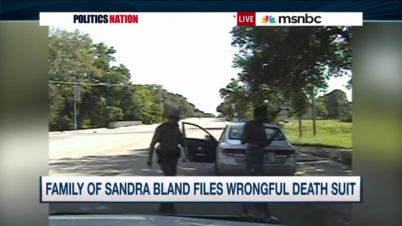 Justice Files: Sandra Bland Lawsuit