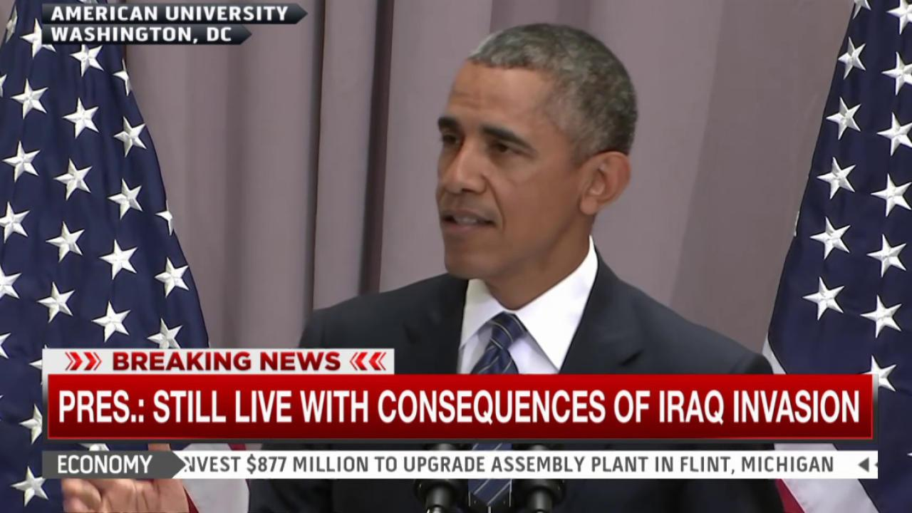 "Pres. Obama: Agreement is a ""very good deal"""
