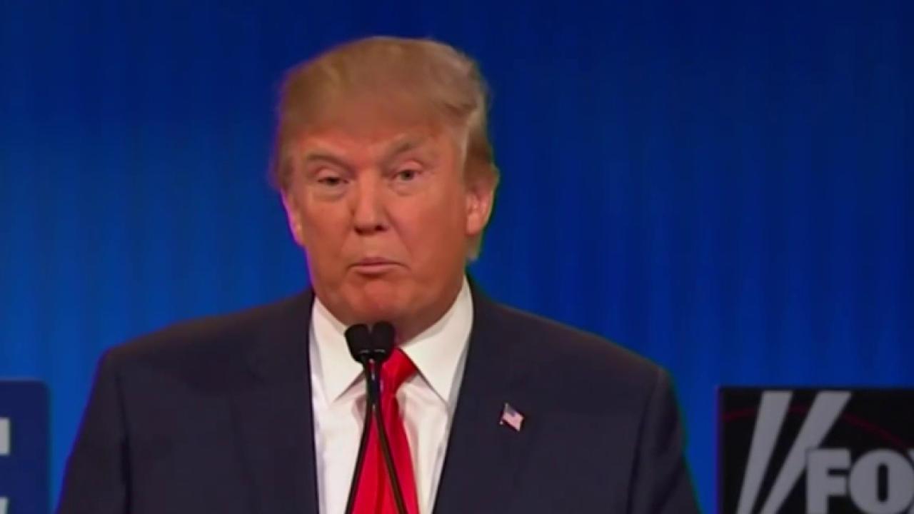 Was RedState right to disinvite Trump?