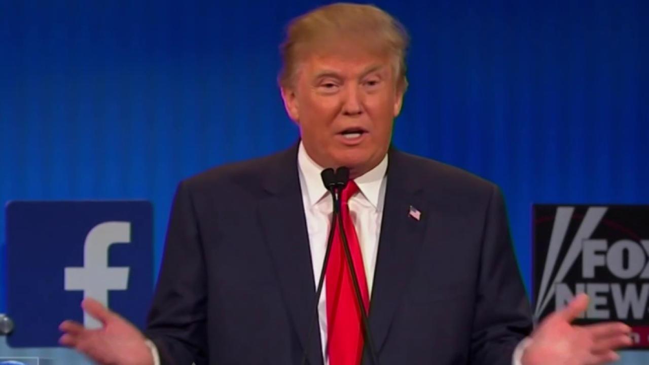1987 Donald Trump v. 2015 Donald Trump