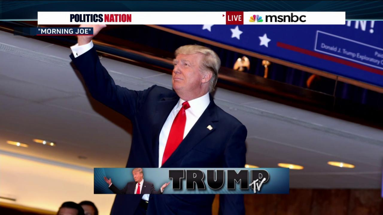 Trump's topsy-turvy relationship with Fox