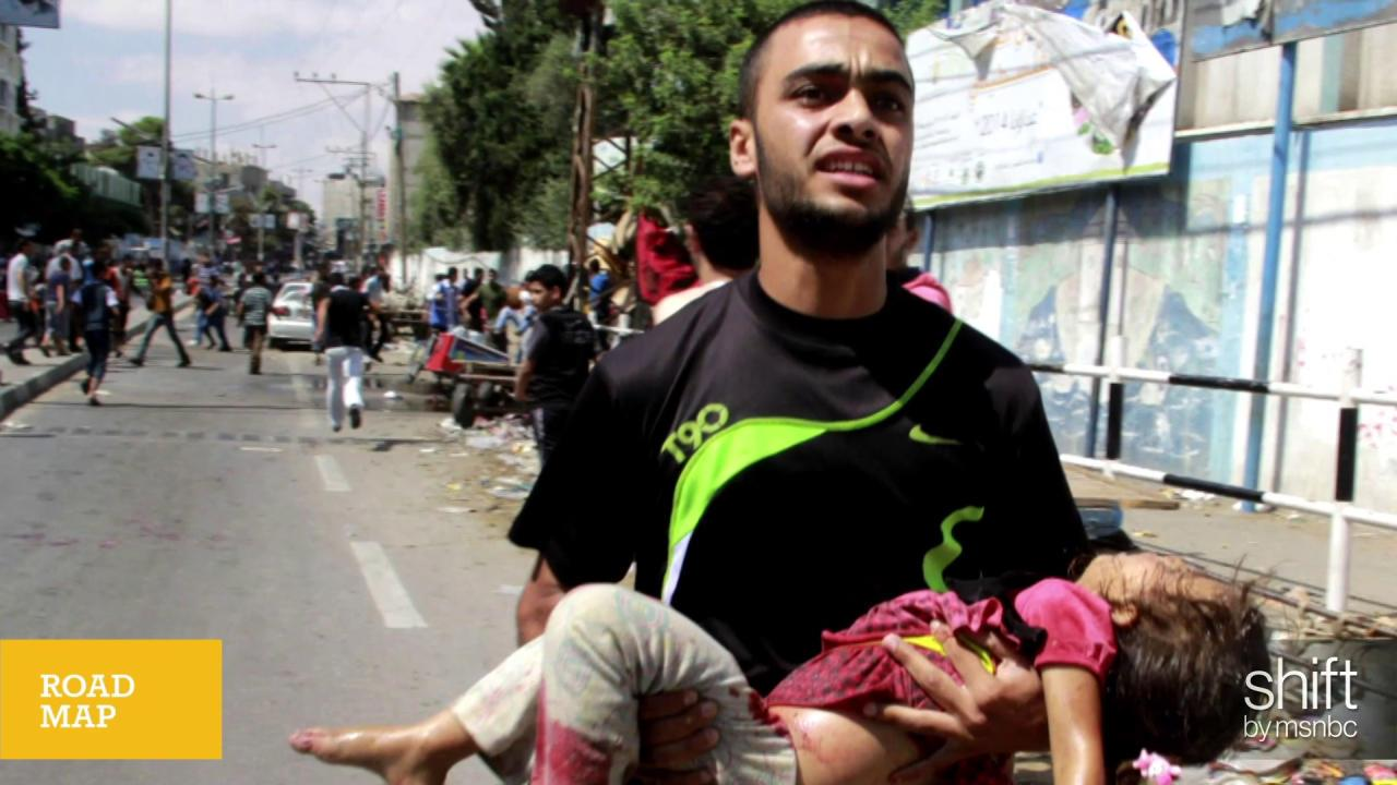 War crimes alleged in Israel-Gaza conflict