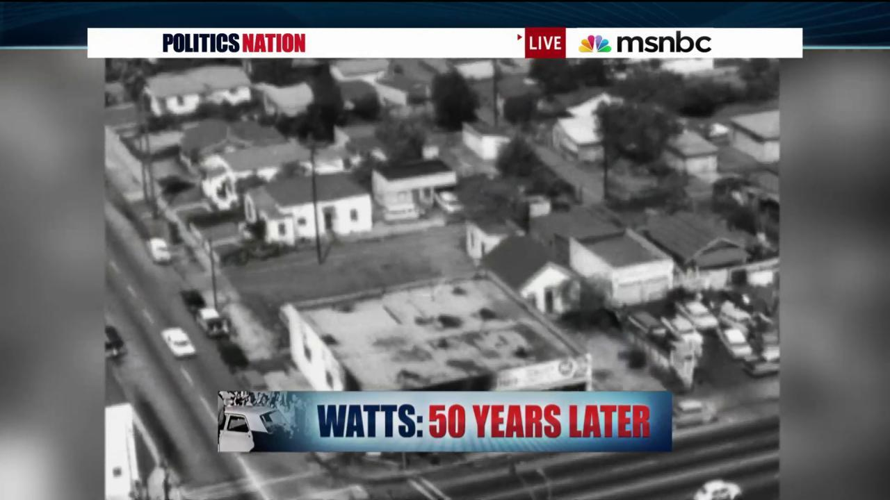 LA's Watts Riots: 50 years later