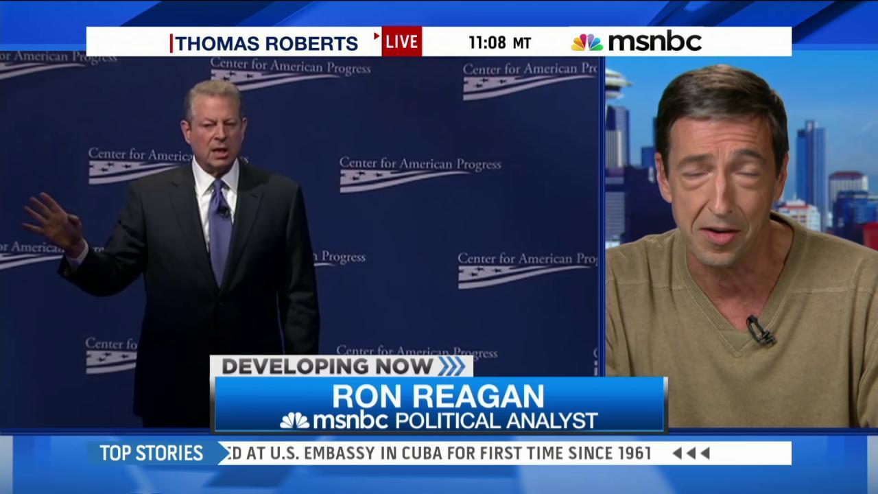 Buzzfeed: Gore insiders talk possible 2016...