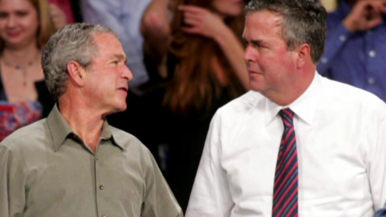 Bush presidential library releases new docs