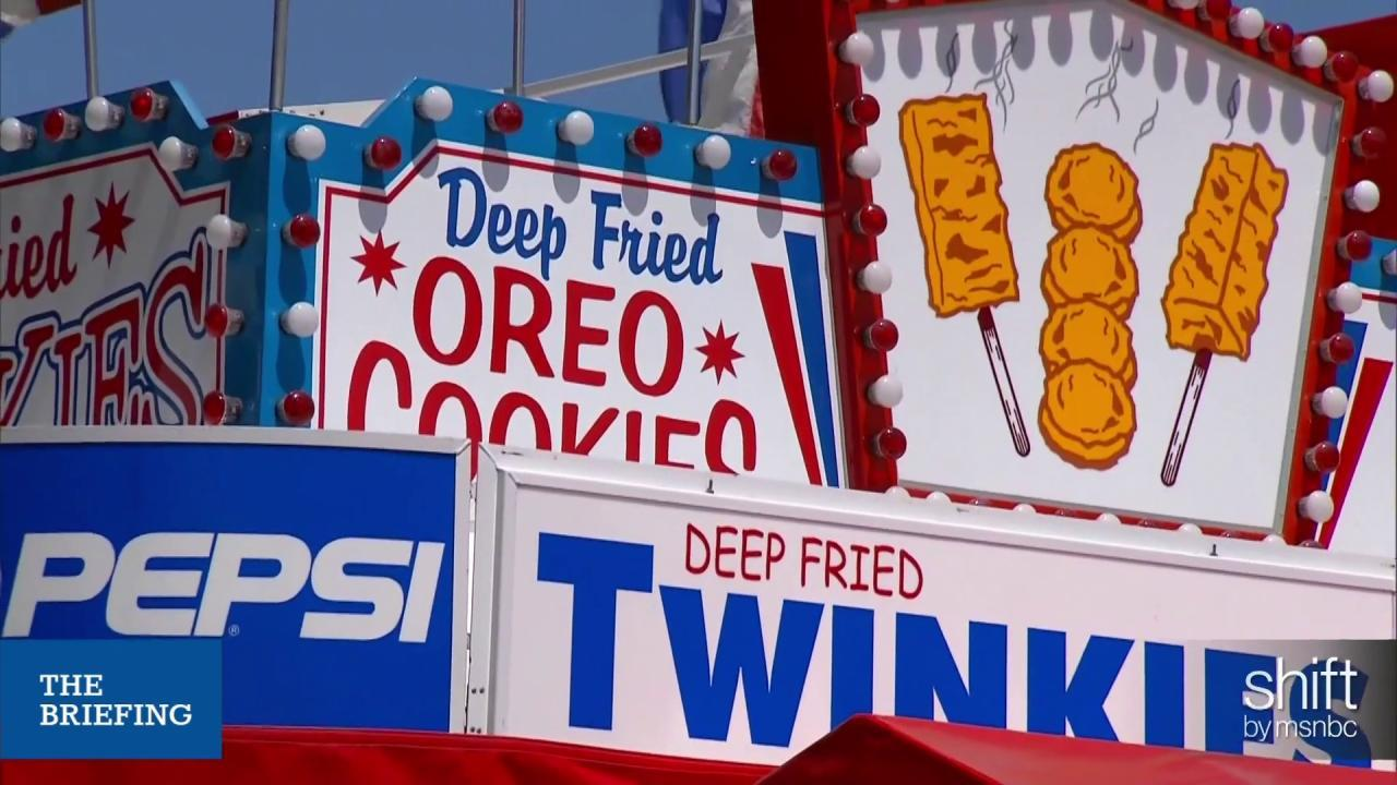 What's not to love at the Iowa State Fair?