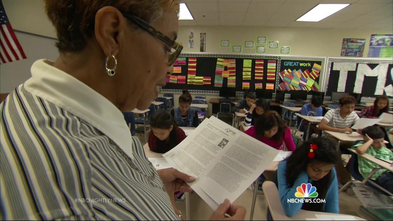 As Students Go Back to School, Shortage of Teachers Causes Concern