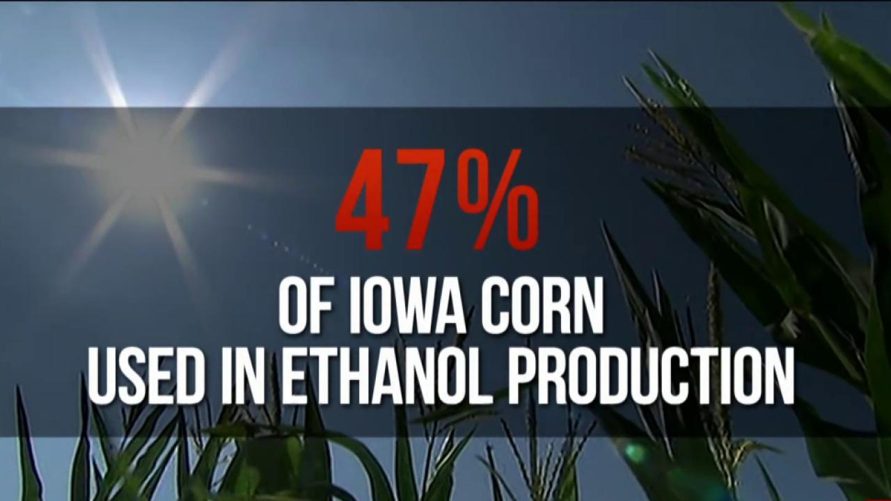 Ethanol is King in Iowa