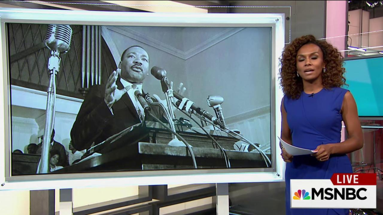 Janet Mock schools Mike Huckabee on MLK