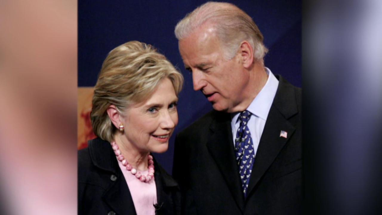 Weekend meetings fuel Biden 2016 speculation